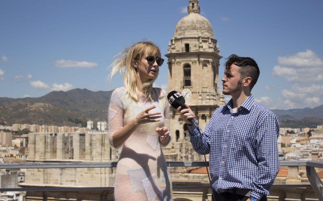 Entrevista a Ingrid García