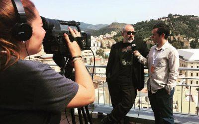 Entrevista a Alex de la Iglesia en el Festival de Malaga