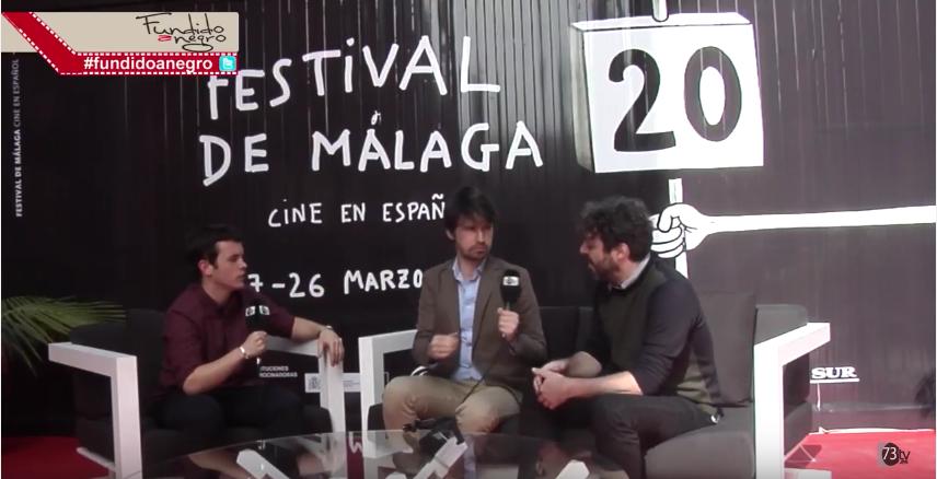 Santiago Alverú y Víctor García León nos hablan sobre la película Selfie