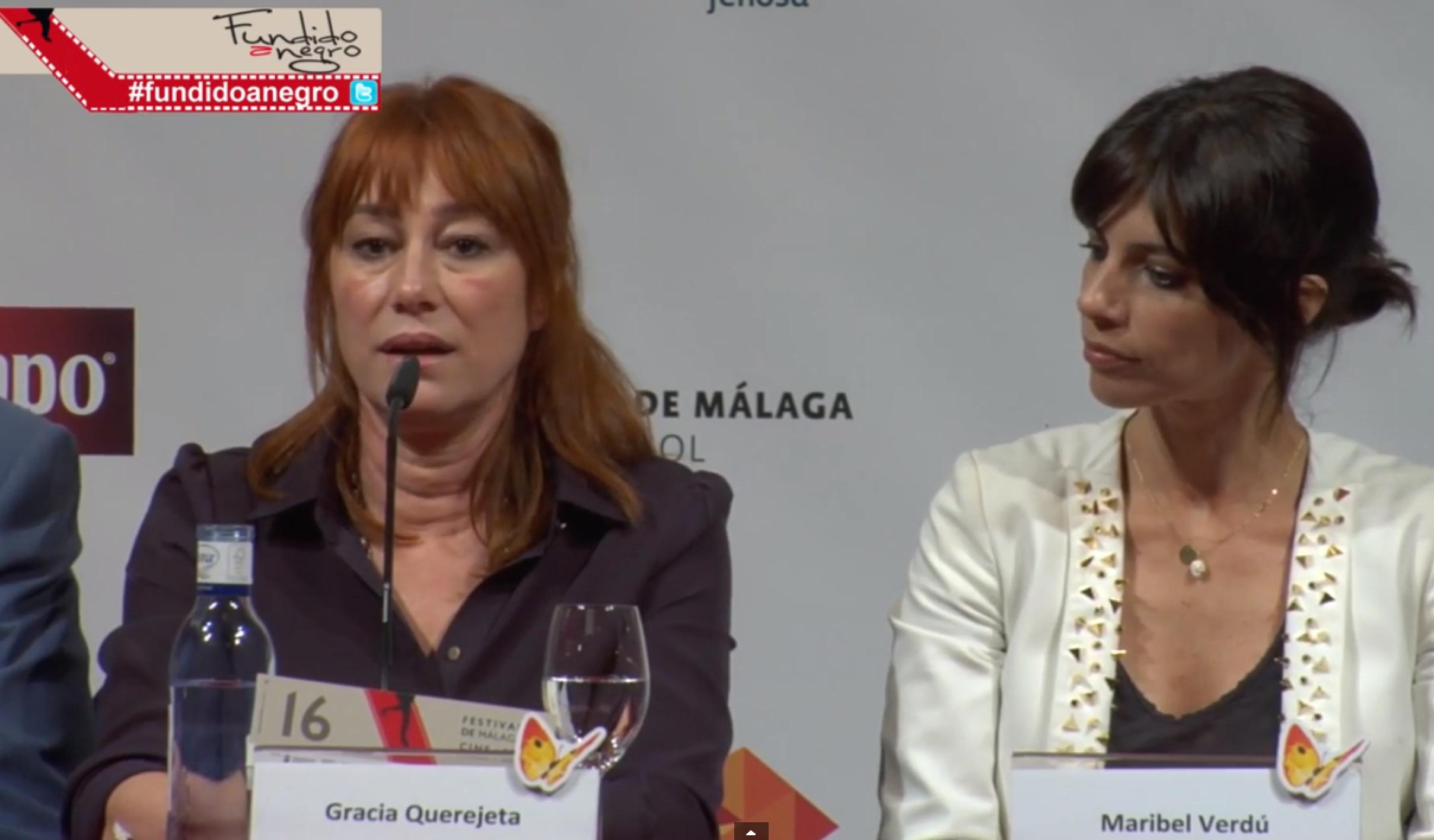 """Fundido a negro especial Goya 2014 """"15 años y un día"""" dirigida por Gracia Querejeta"""