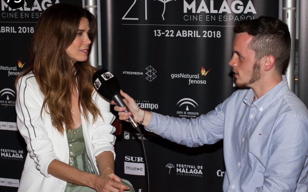 Juana Acosta y Luis Callejo protagonistas de 'Jefe'