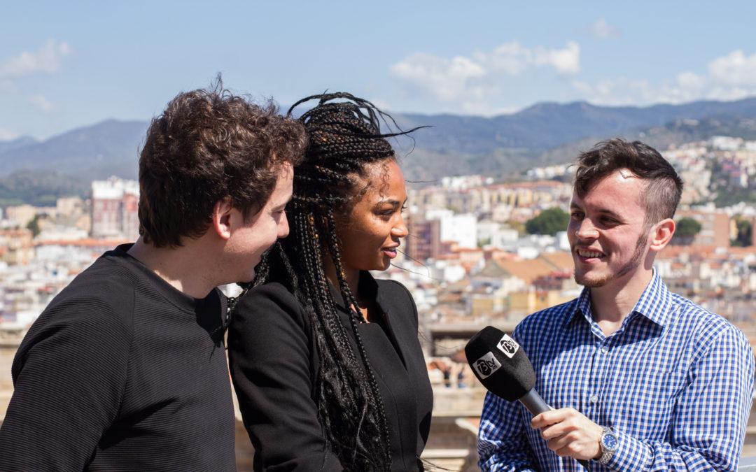 Entrevista a Berta Vazquez y Vito Sanz