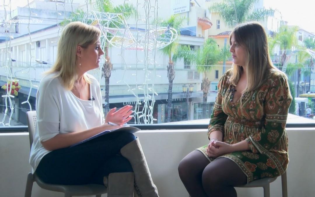 Entrevista con Aida Blanes