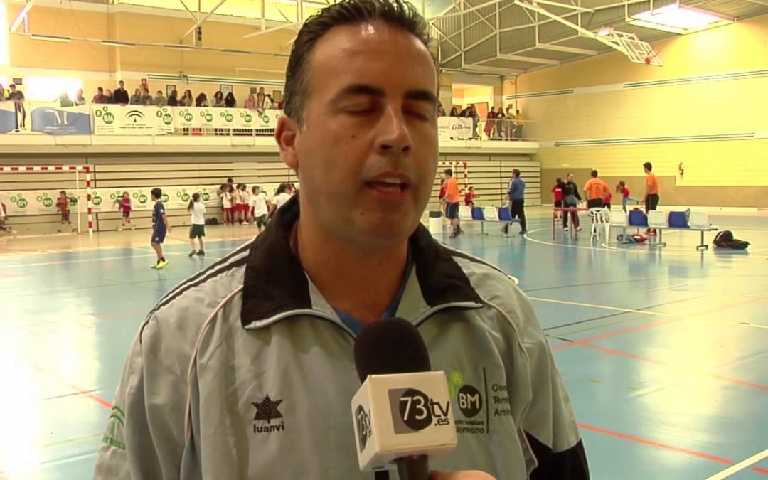 Balonmano TV Entrevista al arbitro Guillermo Montes