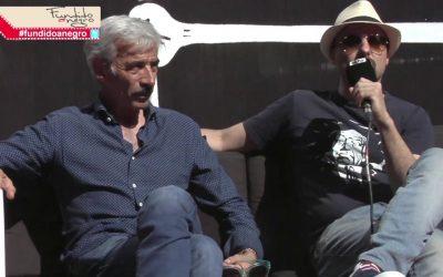 """""""Despido Procedente"""" del director Lucas Figueroa y el actor Imanol Arias en Fundido a Negro"""