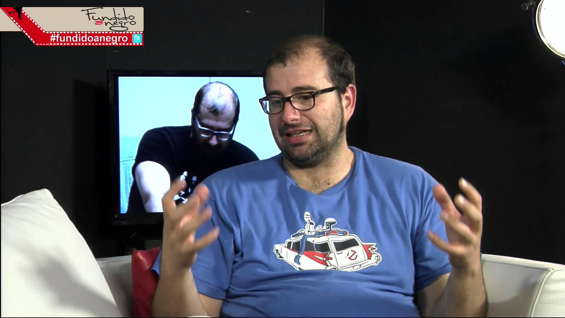 Fundido a Negro entrevista al director Paco Cabezas Parte 2.2