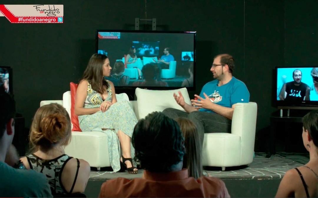 Programa Fundido a Negro entrevista al director de cine Paco Cabezas