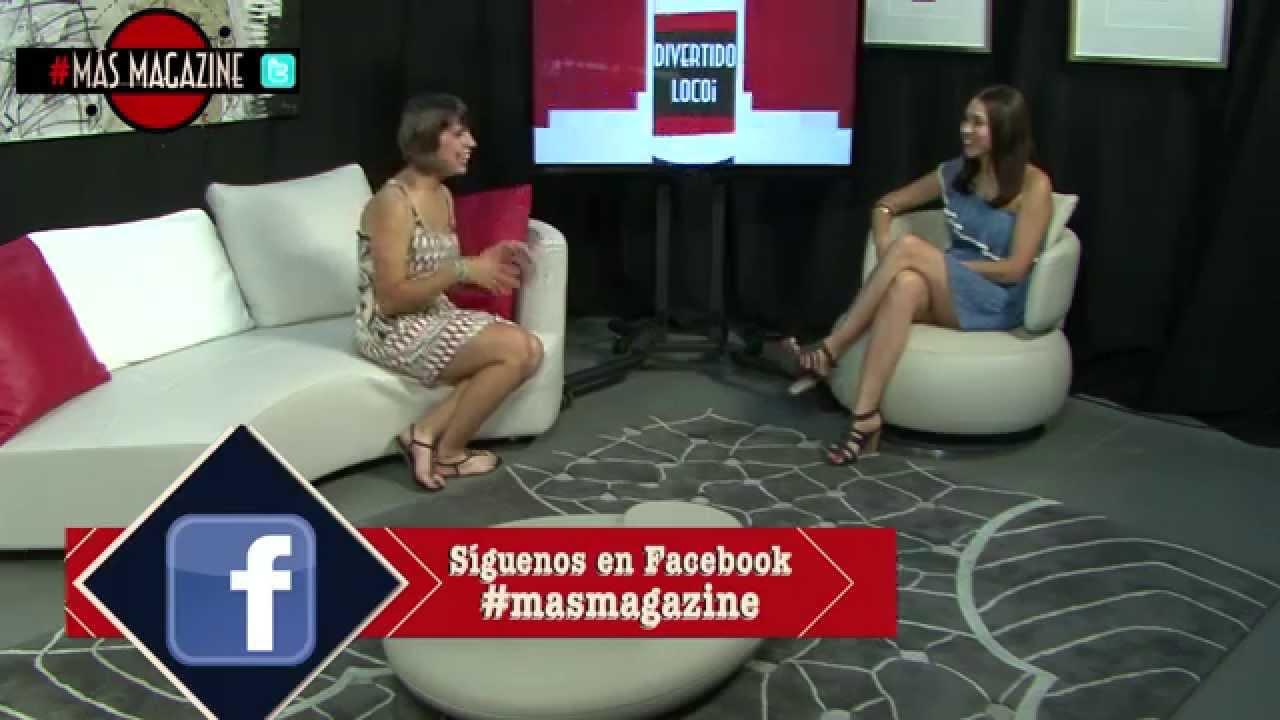 Mas Magazine 59 Sonia Vargas nos habla de The Hole 2