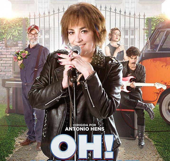 ¡OH MAMMY BLUE! de Antonio Hens ya en cines