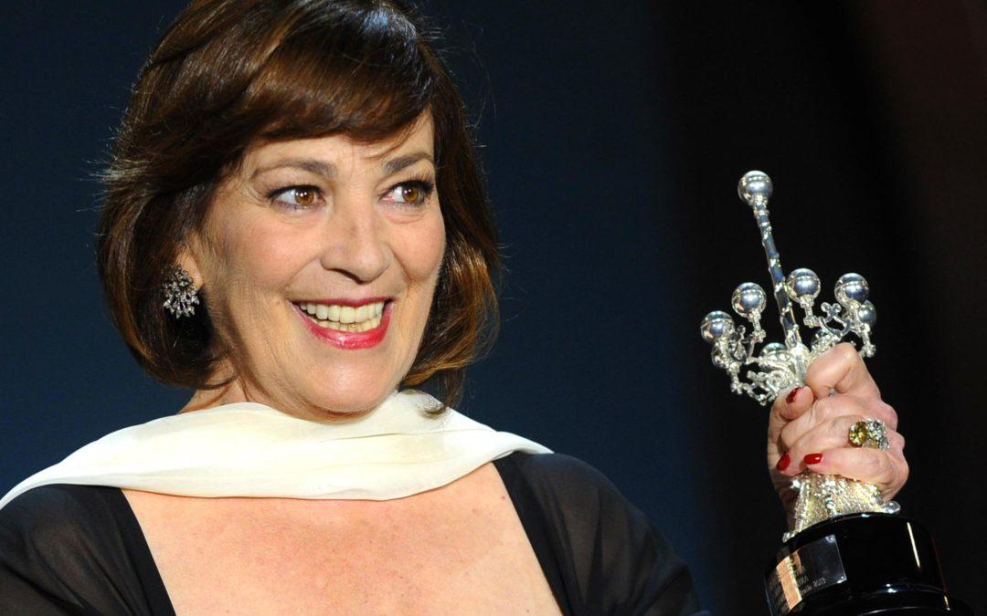 Carmen Maura recibe el Premio de honor de la Academia Europea de Cine